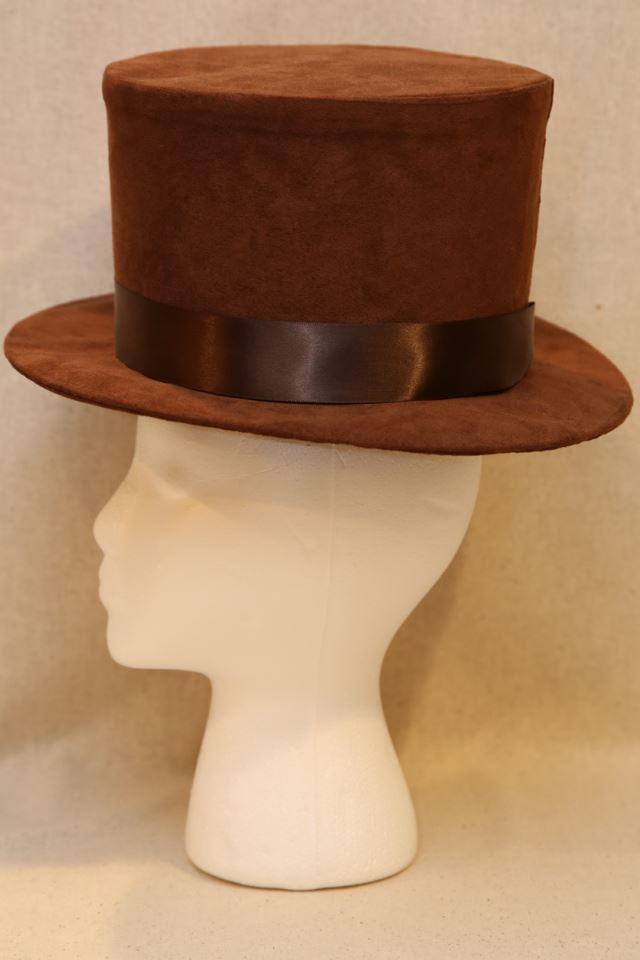 Buckram Top Hat