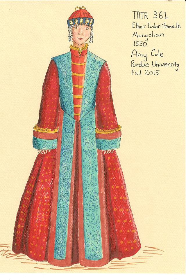 Ethnic Tudor Project: Mongolia
