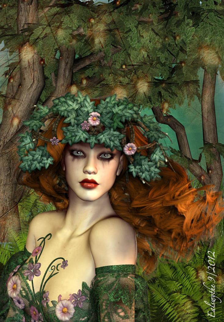 woodland-girl-inspiration