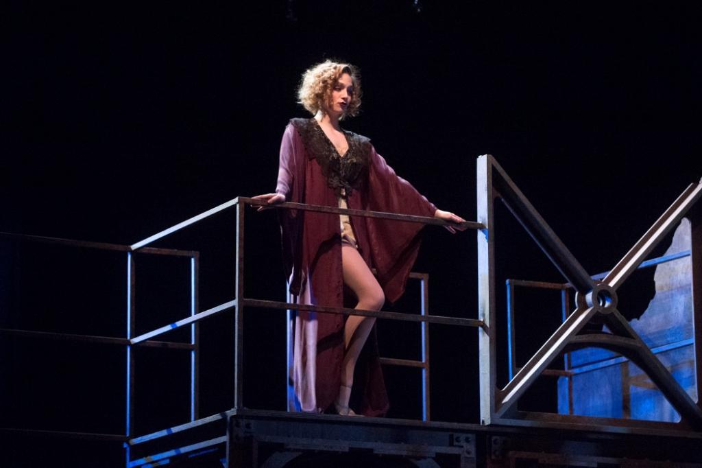 Purdue Theatre production Cabaret. (Purdue University/ Mark Simons)